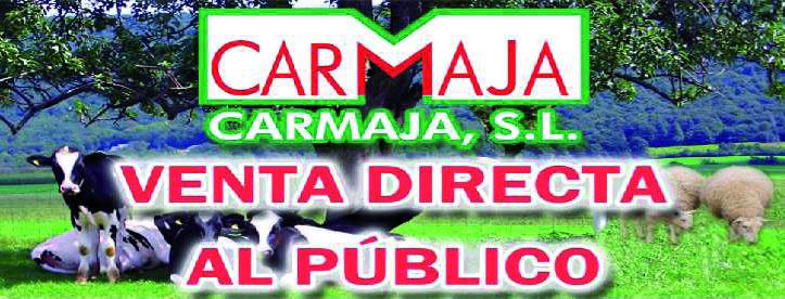Logo Carmaja Paisaje